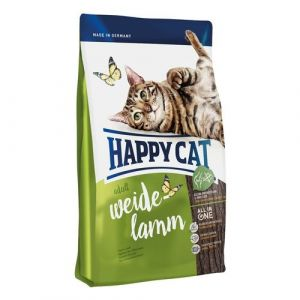 HAPPY CAT ADULT Weide-Lamm 2 x 10kg