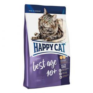 HAPPY CAT Best Age 10+ Senior 4 x 4kg