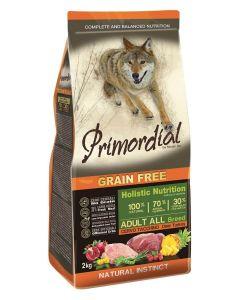 Primordial Pet Food PGF Adult Deer & Turkey 12kg
