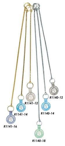 Výstavní řetízek- stříbrný Ring5