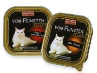 ANIMONDA paštika CLASSIC - drůbež, telecí pro kočky 100g