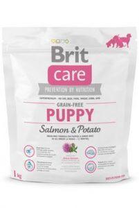 Brit Care Dog Grain-free Puppy Salmon & Potato 1kg