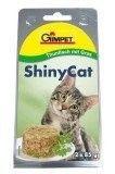SHINY CAT - tuňák a kočičí tráva 2x70g