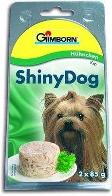 SHINY DOG - kuře 2x85g