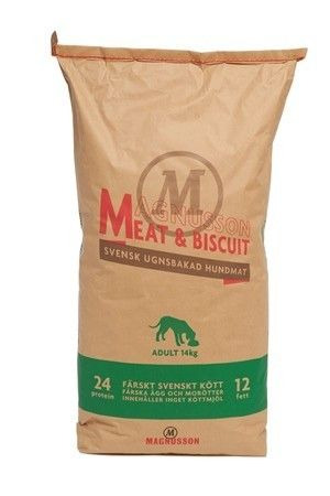 Magnusson Adult meat&biscuit 14kg + DOPRAVA ZDARMA