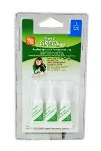 Sergeanťs Green spot on pro psy do 12kg 3x1,5ml