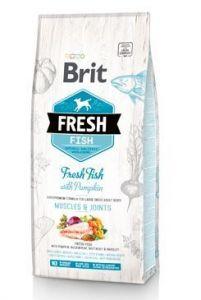 Brit Fresh Dog Fish & Pumpkin Adult Large 12kg