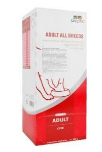 Specific CXW Adult All Breeds 6x300g pes