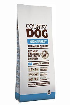 Country Dog Energy 15kg TENESCO s.r.o.