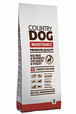 Country Dog Maintenance 15kg TENESCO s.r.o.