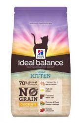 Hill's Feline Ideal B. Kitten NO GRAIN Kuře bram 1,5kg