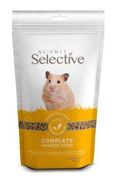 Supreme Selective Hamster křeček krm. 350g SUPREME Petfoods Ltd