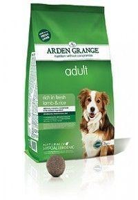 Arden Grange Dog Adult Lamb 12kg + DOPRAVA ZDARMA