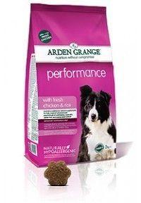 Arden Grange Dog Performance 12kg + DOPRAVA ZDARMA