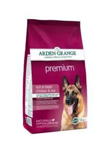 Arden Grange Dog Premium 12kg + DOPRAVA ZDARMA