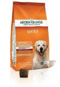 Arden Grange Dog Senior 12kg + DOPRAVA ZDARMA