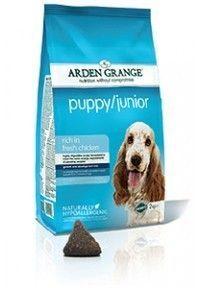 Arden Grange Puppy/Junior 12kg + DOPRAV ZDARMA