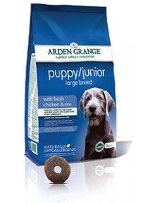 Arden Grange Puppy/Junior Large Breed 12kg + DOPRAVA ZDARMA
