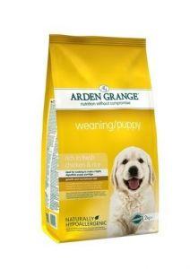 Arden Grange Weaning/Puppy 15kg + DOPRAVA ZDARMA