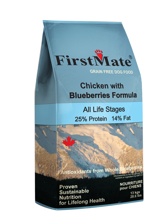 Firstmate Chicken with Blueberries 2,3kg
