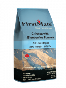 Firstmate Chicken with Blueberries 6,6kg