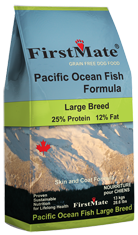 Firstmate Pacific Ocean Fish Large Breed 13kg