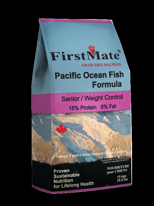 FirstMate Pacific Ocean Fish Senior 2,3 kg