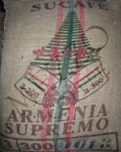 Kolumbie Supremo 1000g