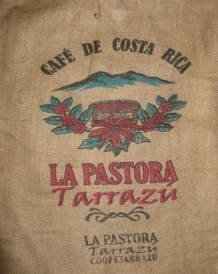Kostarika Tarazzu 1000g Káva