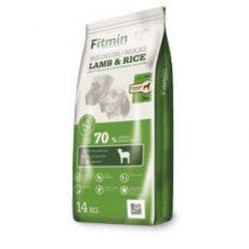 Fitmin dog medium maxi lamb&rice 2x14kg + Perfecto Dog plátky  (20ks/200g)