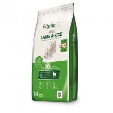 Fitmin Mini Lamb & Rice 14 kg + Pochoutka 250g MAGNUM ZDARMA