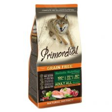 Primordial Pet Food PGF Adult Chicken & Salmon 3x12kg