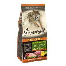 Primordial Pet Food PGF Adult Deer & Turkey 3x12kg