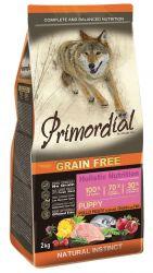 Primordial Pet Food PGF Puppy Chicken & Sea Fish 3x12kg