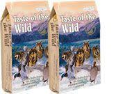 TASTE OF THE WILD Wetlands Wild Fowl 2x12,2kg