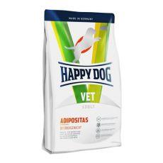 Happy Dog VET Dieta Adipositas 12,5kg + 1kg ZDARMA