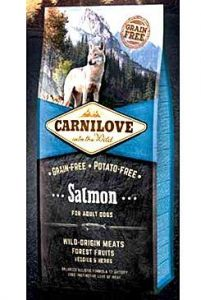 Carnilove Dog Salmon for Adult  NEW 1,5kg